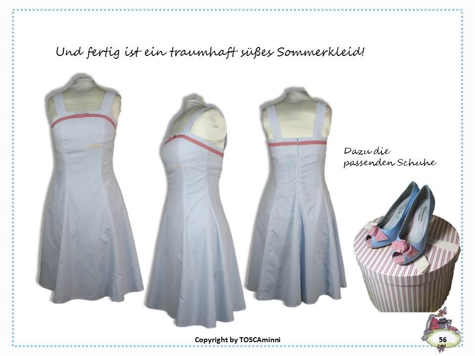 Ebook Damenkleid Tracht, Ebook 60er Jahre Kleid, Schnitt Vintage Kleid