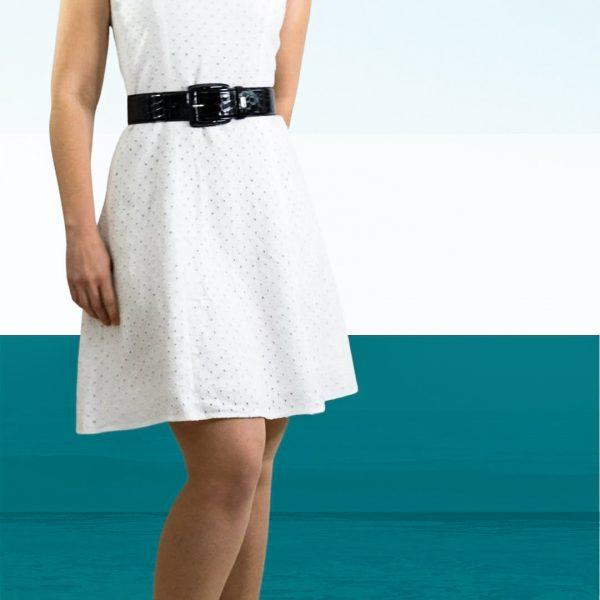 Schnittmuster Kleid Damen Sommer