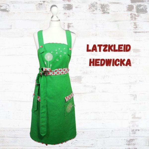 Schnittmuster Latzrock damen