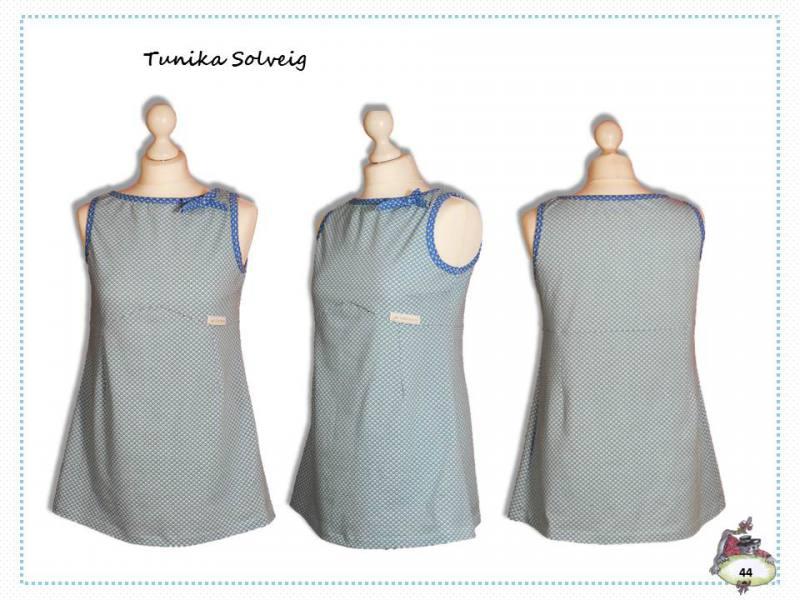 Awesome Schnittmuster Für Tuniken Crest - Decke Stricken Muster ...