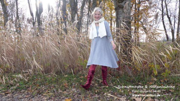 Ebook Damenkleid Gr. 43-46