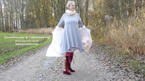 Ebook Damenkleid Nähanfänger