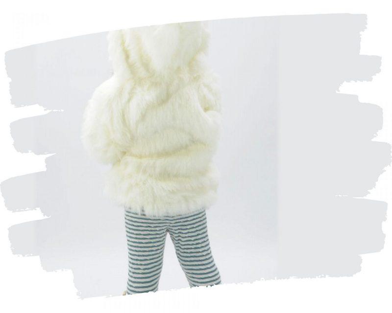 Schnittmuster Winterjacke Kinder