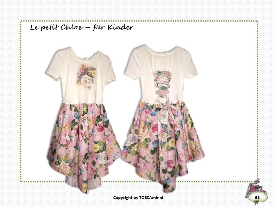 Ebook Kinderkleid Sommer