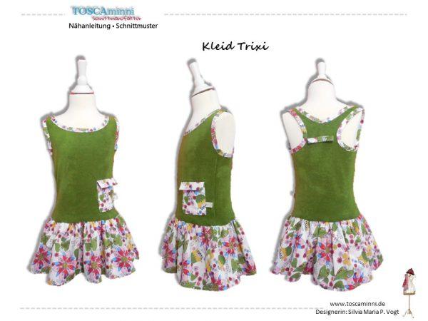 Schnittmuster Tanktop Kleid