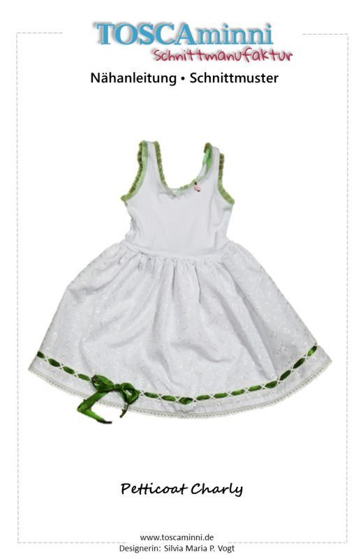 Nähanleitung Kinderkleid