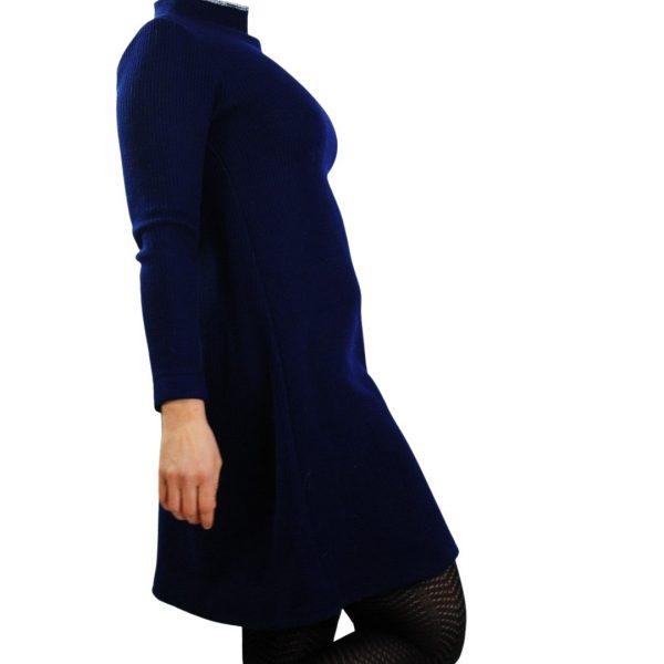 Nähanleitung A-Linien-Kleid