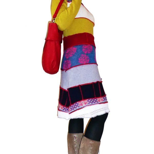 Schnittmuster Damenkleid A-Linie