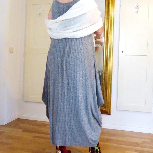Schnittmuster langes Kleid Damen