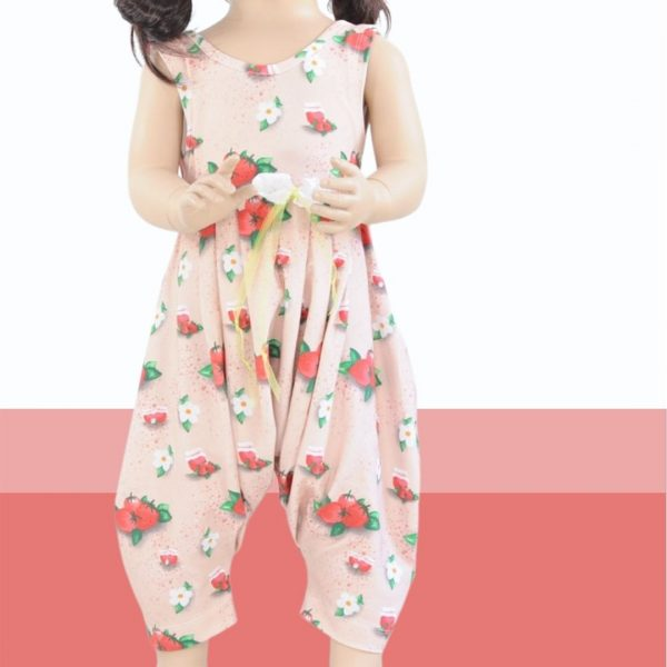 Schnittmuster Kind Jumpsuit