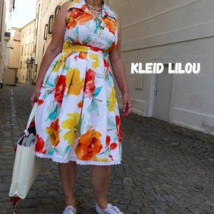 Schnittmuster Damen Kleid Webware