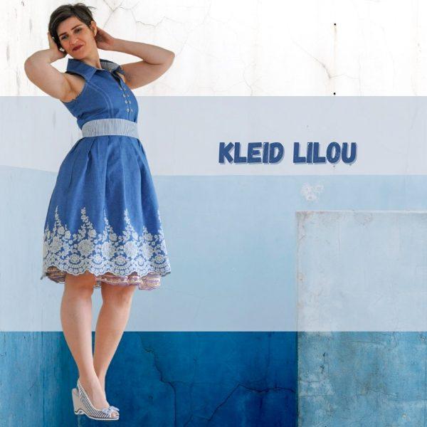 Schnittmuster Kleid Rockabilly