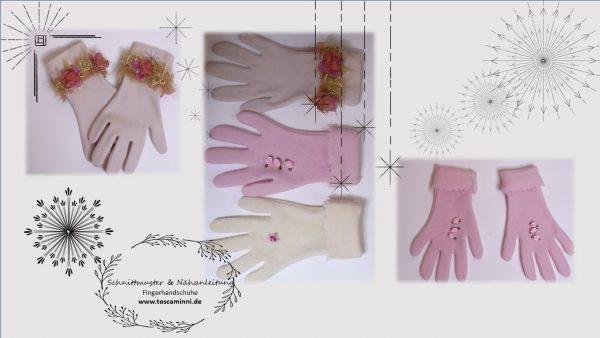 Anleitung Fingerhandschuhe