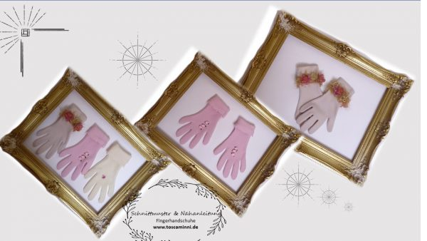 Schnittmuster Fingerhandschuhe