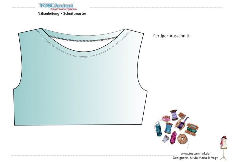 T Shirt Ausschnitt