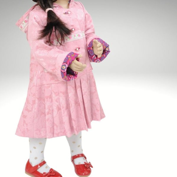Schnittmuster Mantel Kinder Kapuze