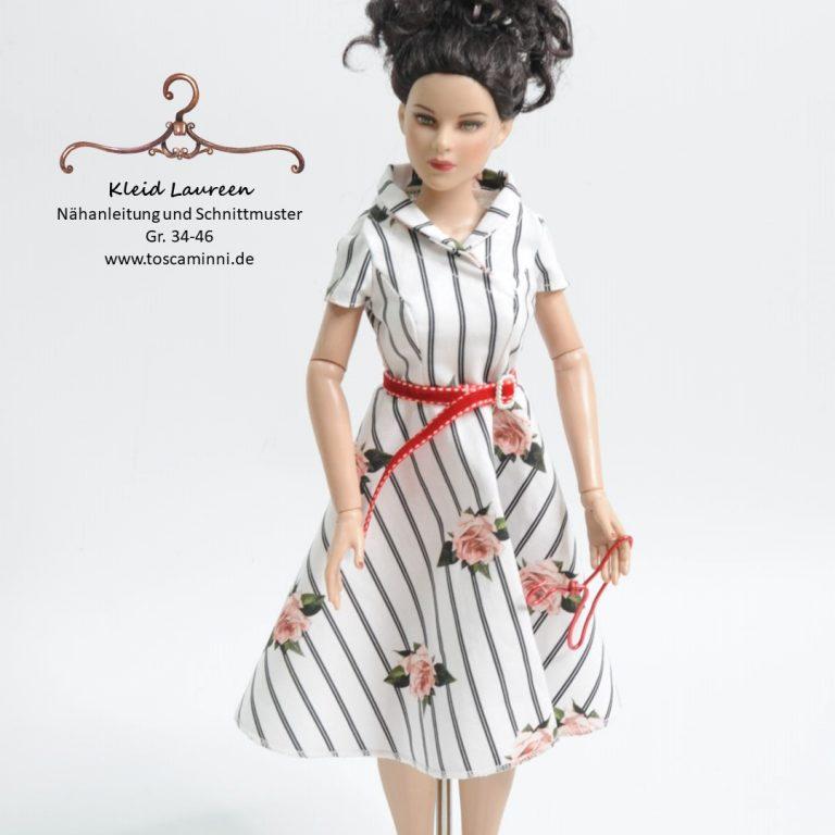Schnittmuster Damenkleid