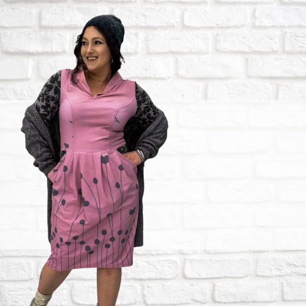 Schnittmuster Damen Kleid Tulpenrock