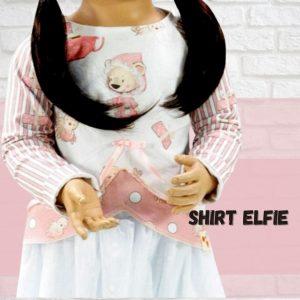 Schnittmuster Shirt Mädchen