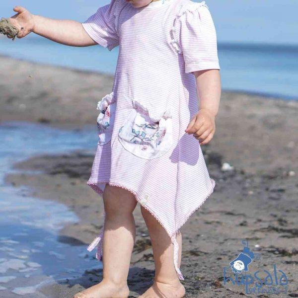 Kinderkleid nähen Anfänger