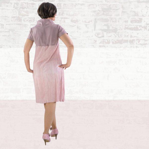 Schnittmuster Kleid Turtleneck