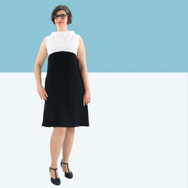 A-Linien-Kleid nähen