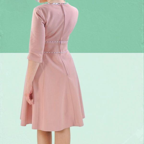 schnittmuster kleid vintage